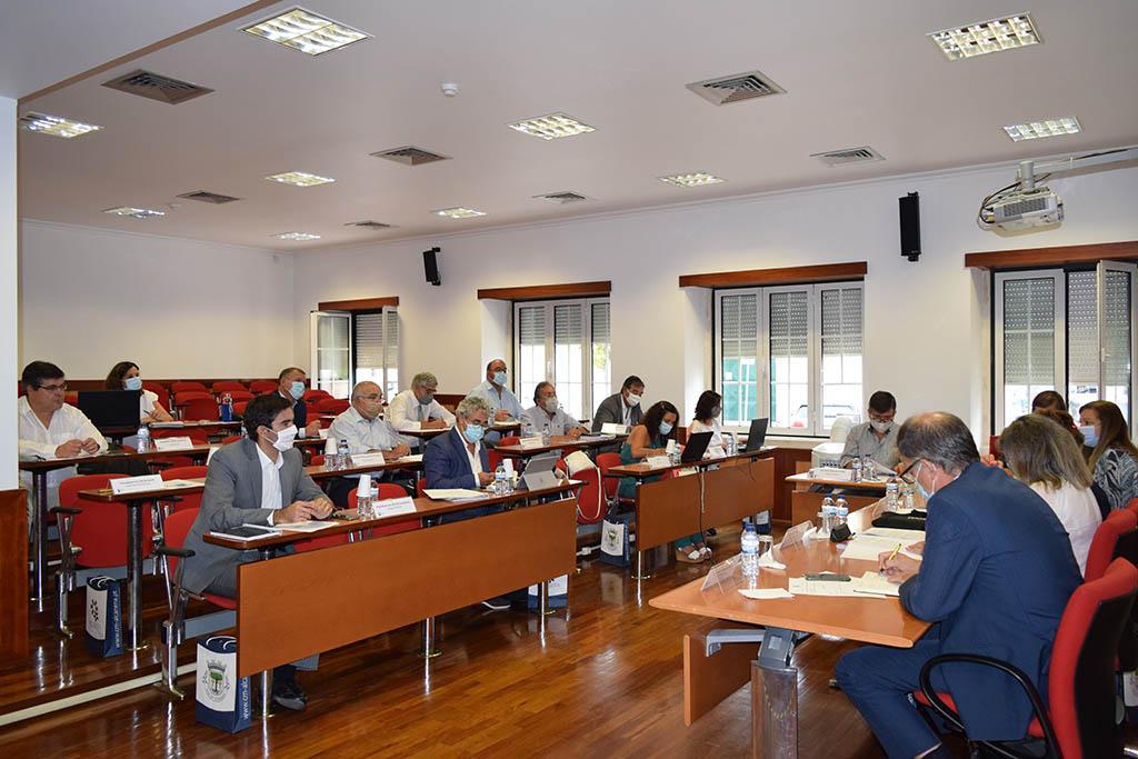 6ª reunião extraordinária do Conselho Intermunicipal da CIM do Médio Tejo
